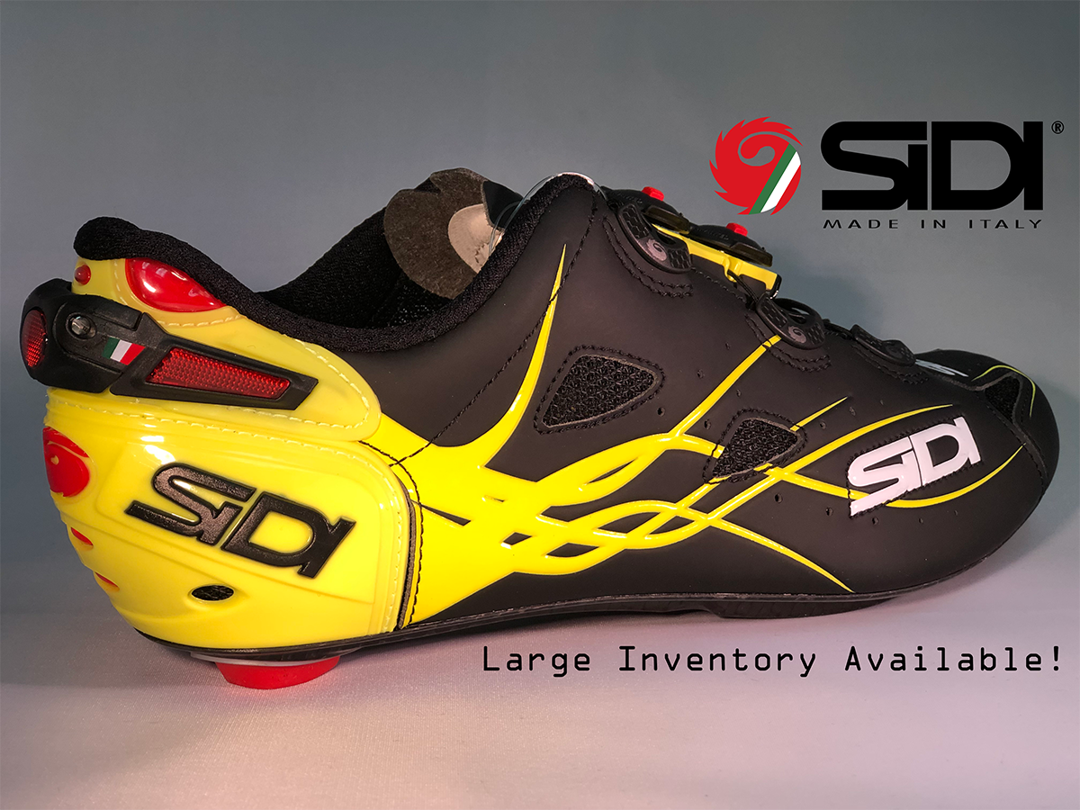 San Diego's Largest Sidi Dealer