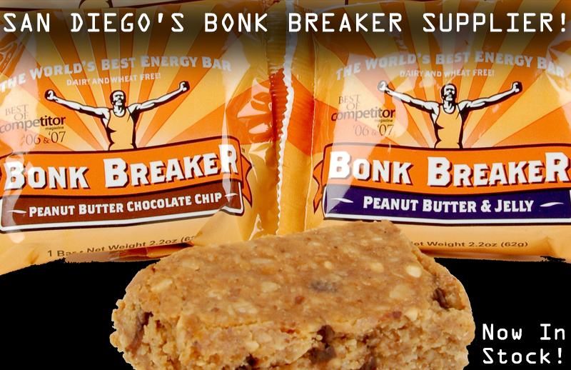 San Diegos Bonk Breaker Supplier