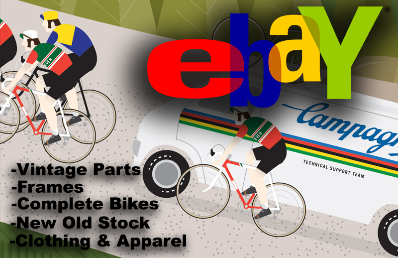 California Bicycle on Ebay
