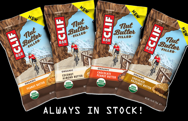 San Diego Clif Bar Dealer