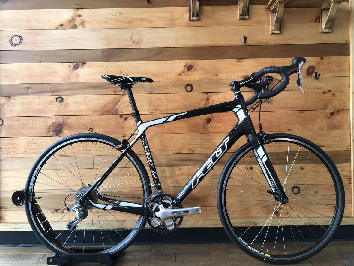 Felt Z5 Carbon Road Bike