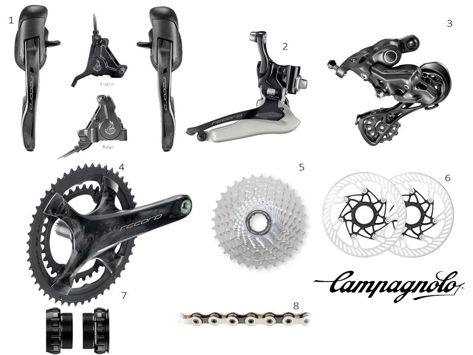 San Diego's Campagnolo Dealer and Service Center