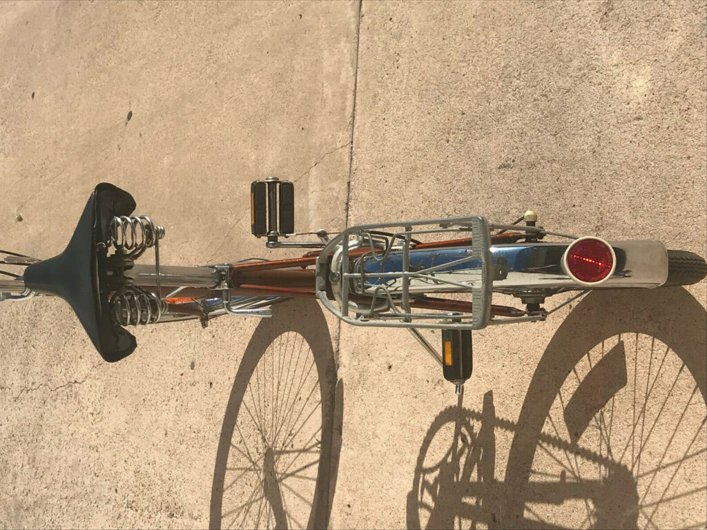 Rare 1976 Vintage Raleigh Folding Bike For Sale San Diego